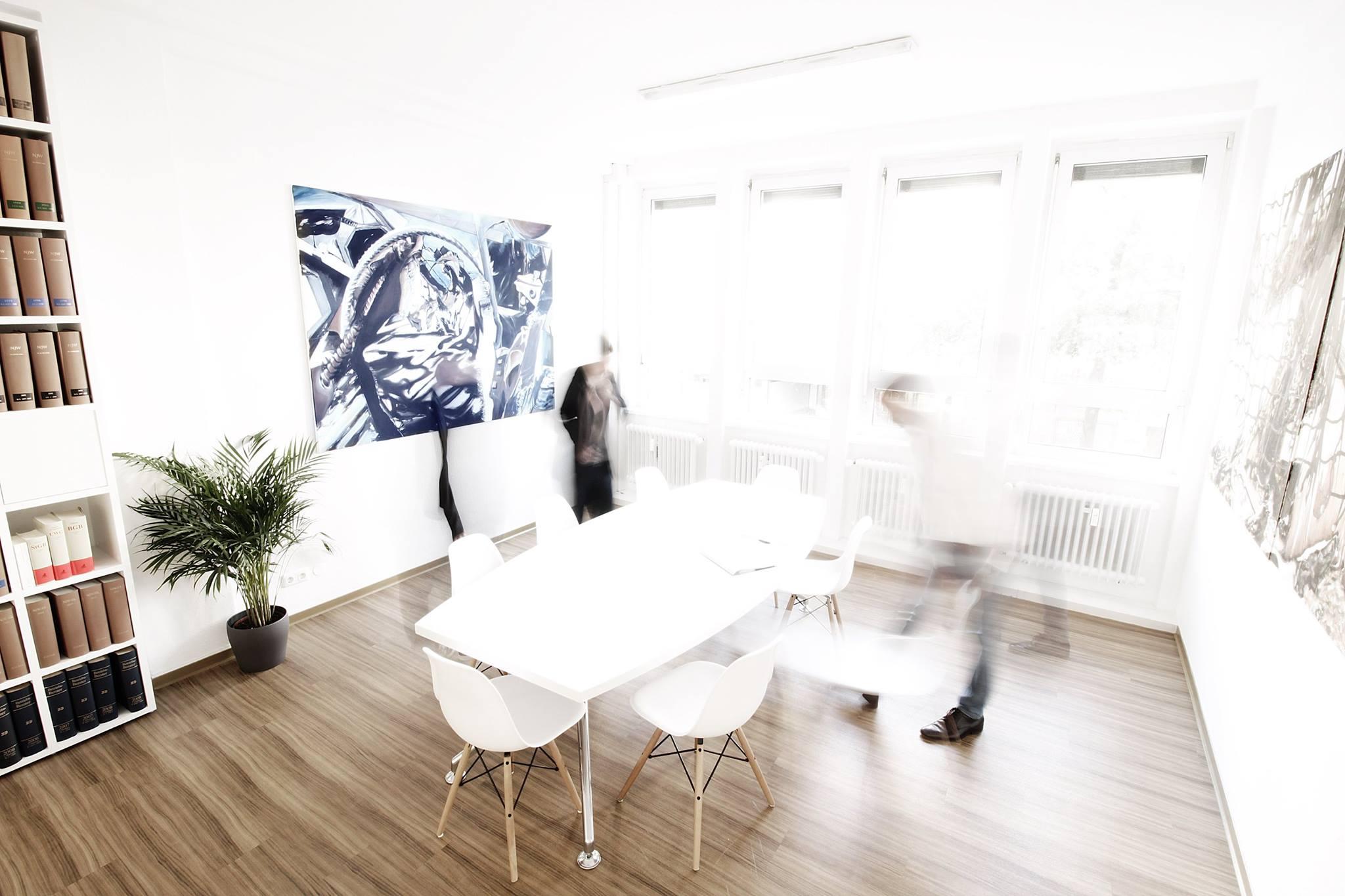 Kanzlei Neue Kräme Besprechungszimmer